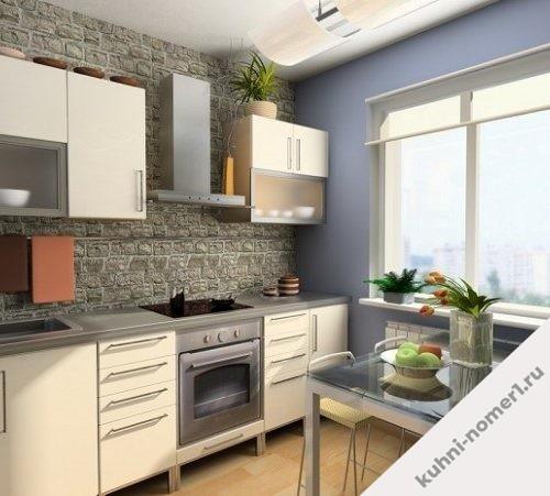 Кухня 1009 фото