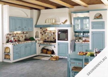 Кухня 1019 фото