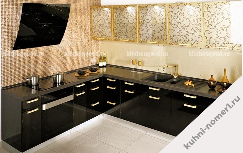 Кухня 1037 фото