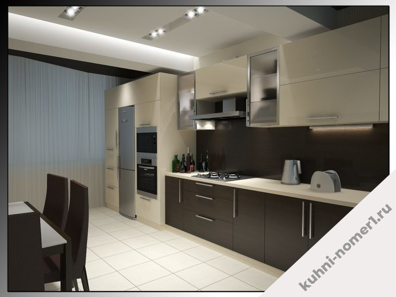Кухня 1046 фото