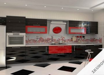 Кухня 1049 фото