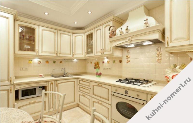 Кухня 1058 фото