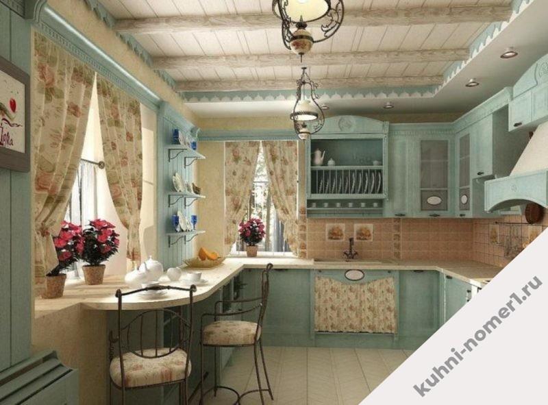 Кухня 1062 фото