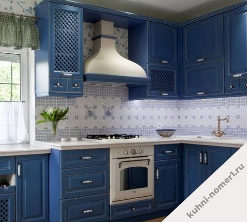 Кухня 1067 фото