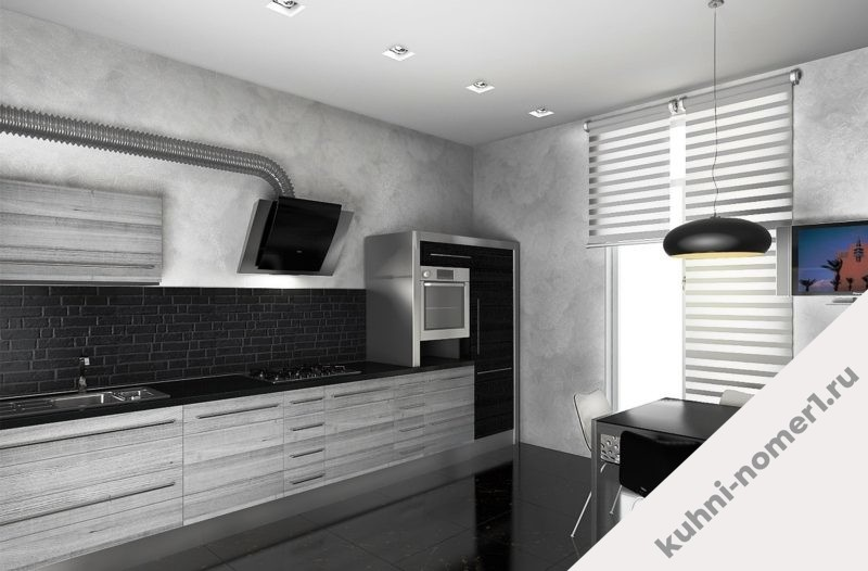 Кухня 1068 фото