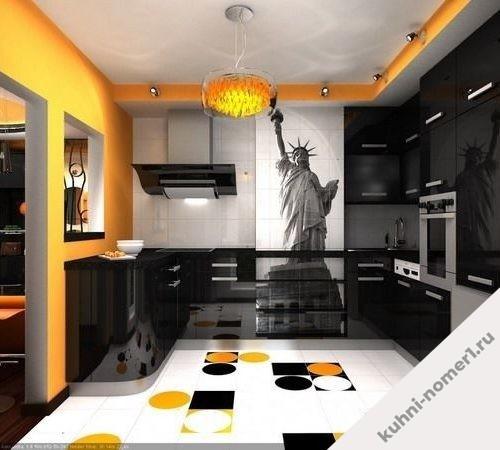 Кухня 1072 фото