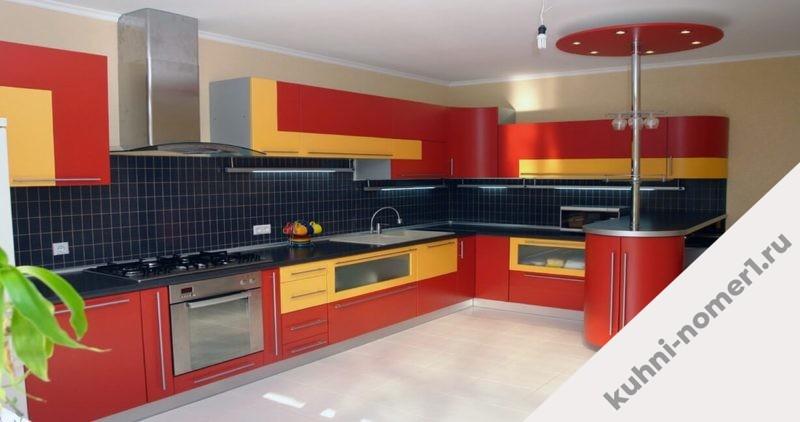 Кухня 1076 фото