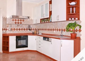 Кухня 1086 фото