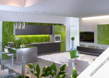 Кухня 108 фото