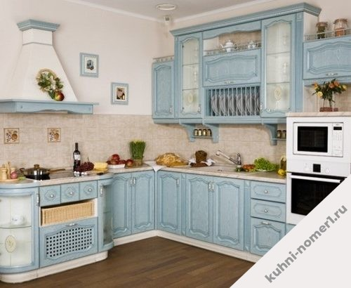 Кухня 1106 фото