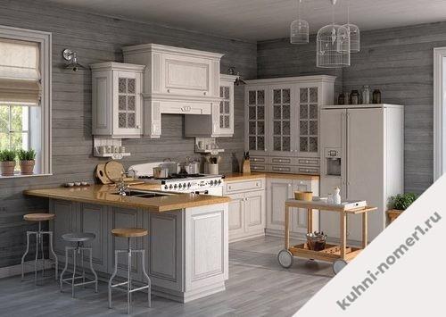 Кухня 1107 фото