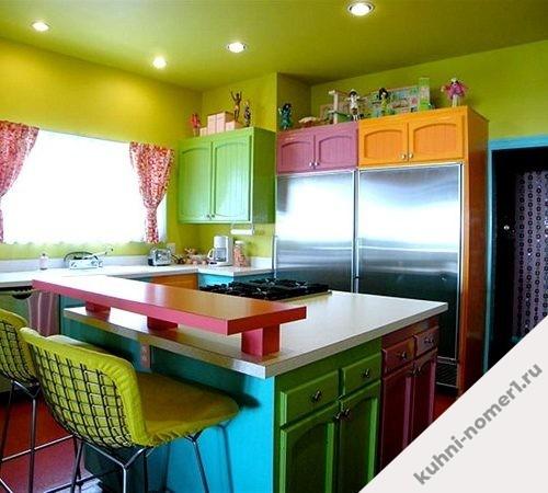 Кухня 110 фото