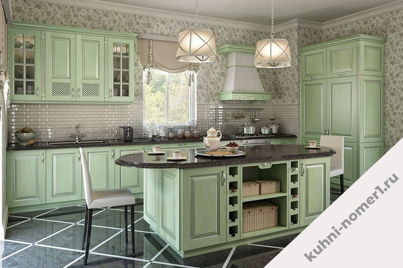 Кухня 1110 фото