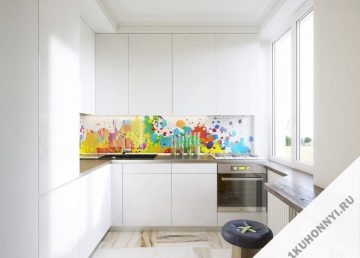 Кухня 1131 фото