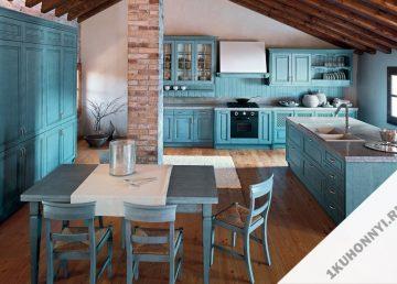 Кухня 1154 фото