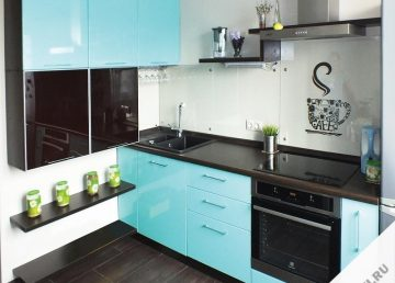Кухня 1158 фото
