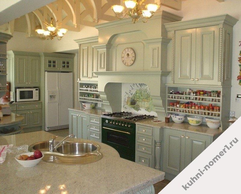 Кухня 1166 фото