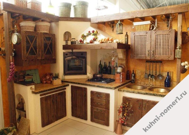 Кухня 1167 фото