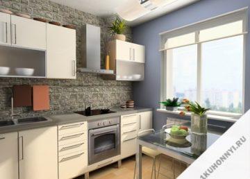 Кухня 1170 фото