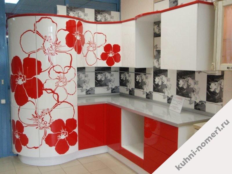 Кухня 117 фото