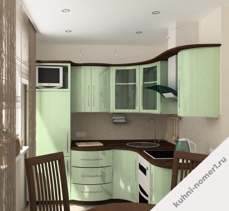 Кухня 11 фото
