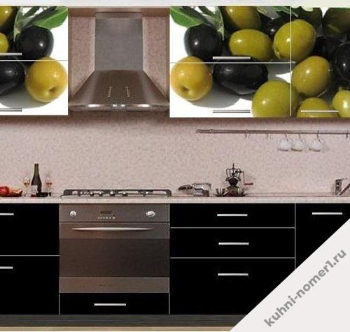 Кухня 120 фото