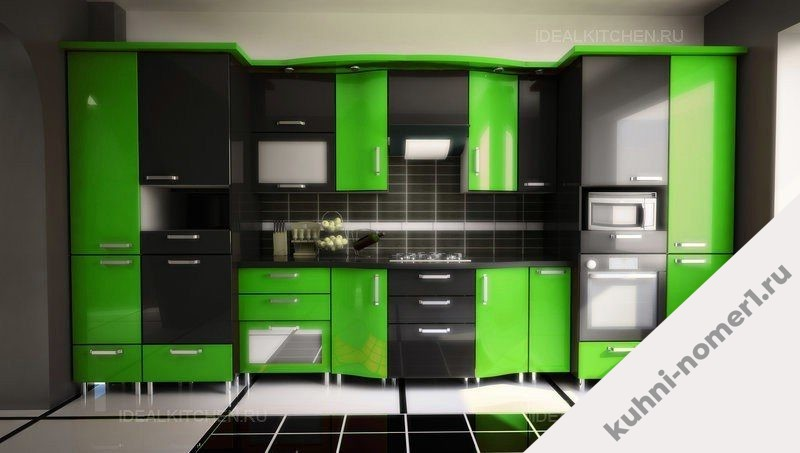 Кухня 1224 фото