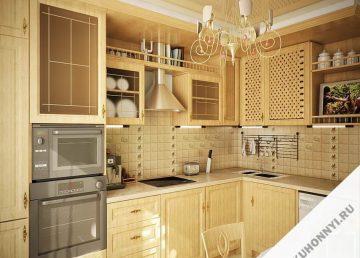 Кухня 1253 фото