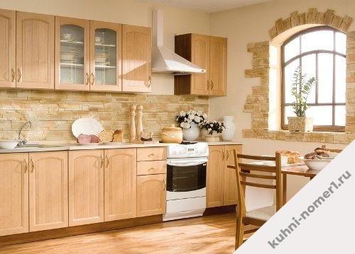 Кухня 1254 фото