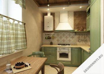 Кухня 1255 фото