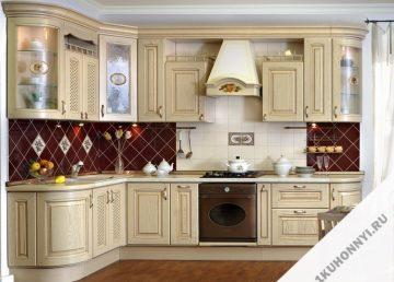 Кухня 1256 фото