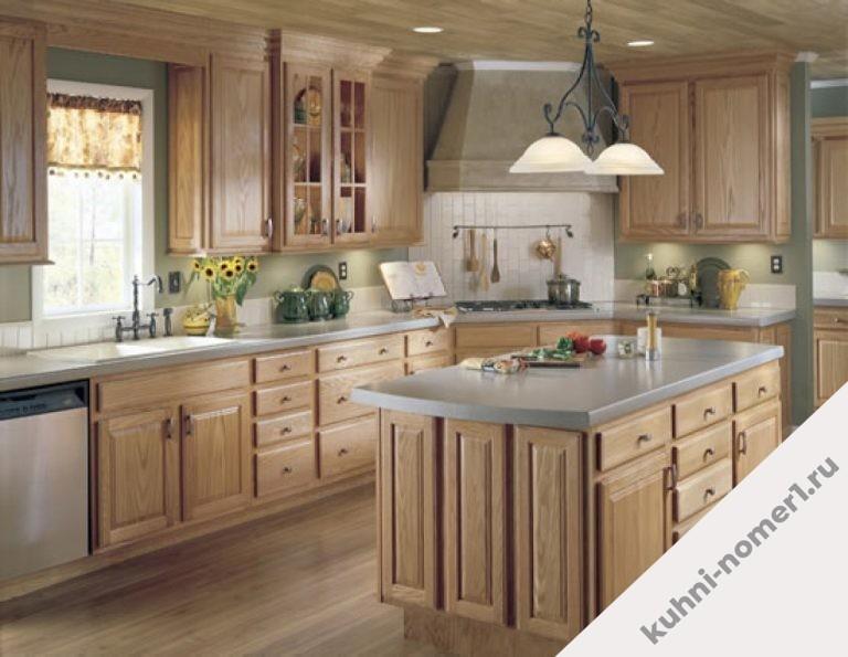 Кухня 1257 фото