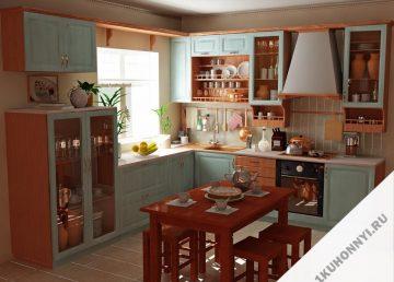 Кухня 1259 фото