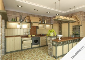 Кухня 1261 фото