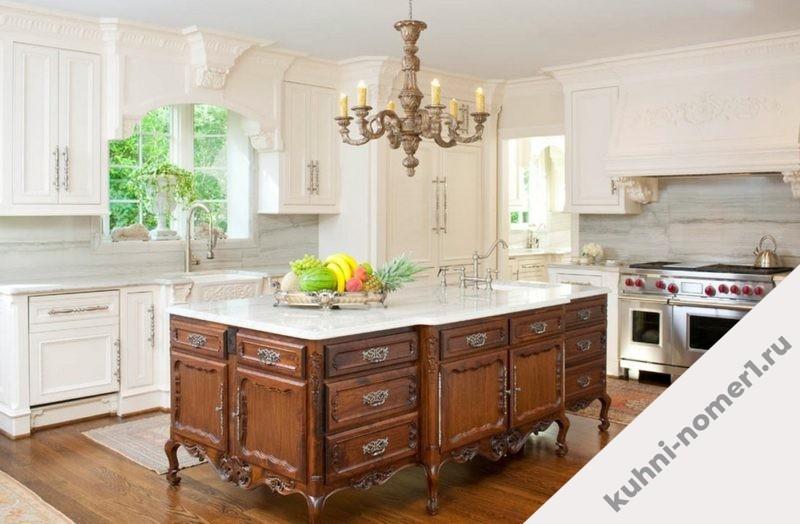 Кухня 1263 фото
