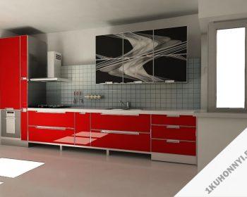 Стеклянные кухни