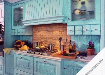 Кухня 1279 фото