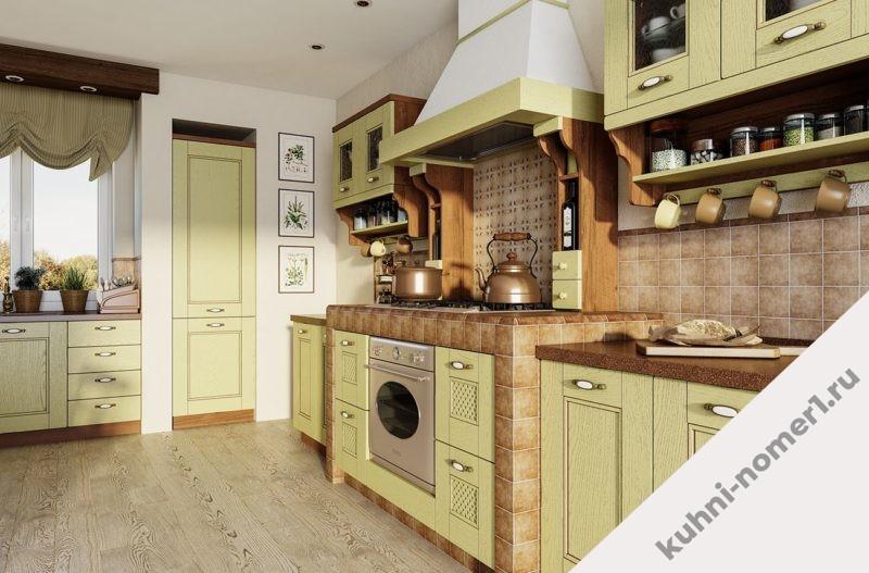 Кухня 127 фото
