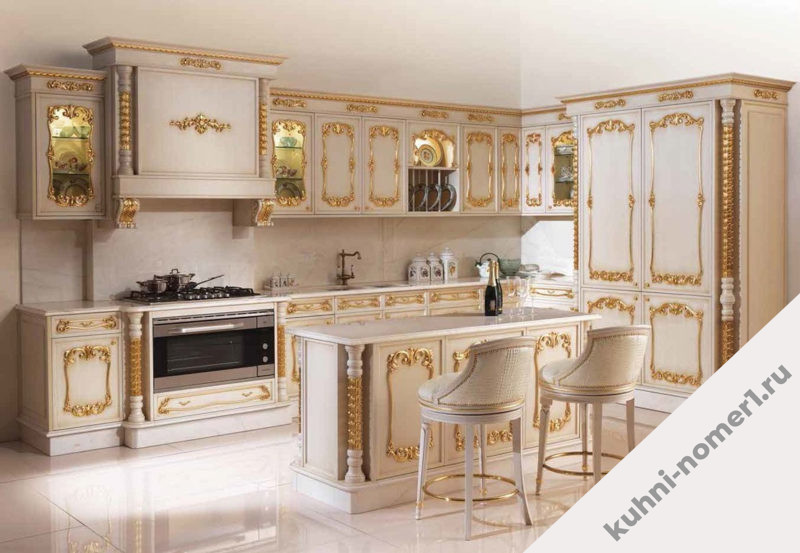 Кухня 1307 фото