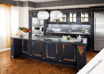 Кухня 1308 фото
