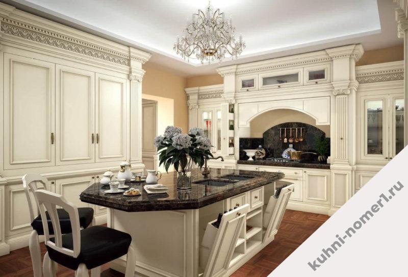 Кухня 1309 фото