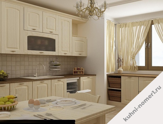 Кухня 1319 фото
