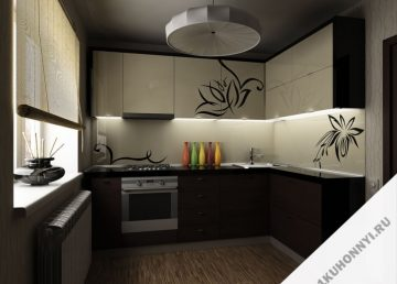 Кухня 131 фото