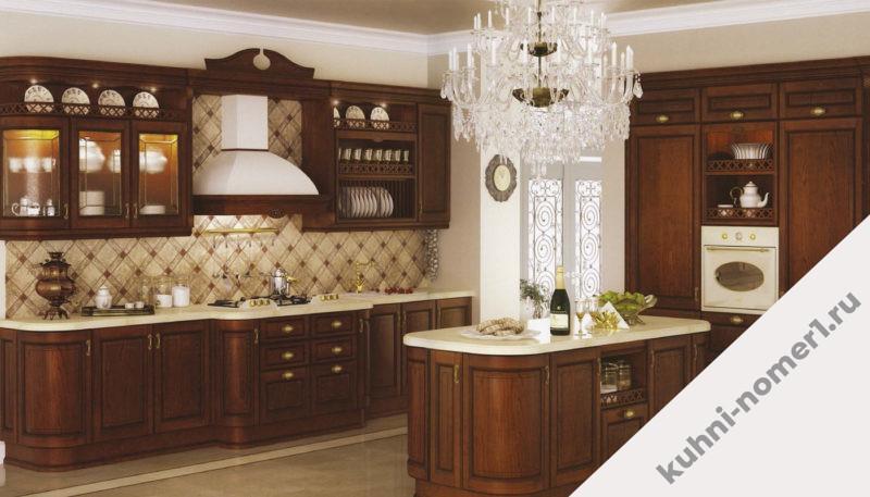 Кухня 1327 фото