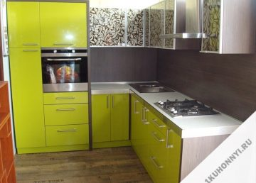 Кухня 132 фото