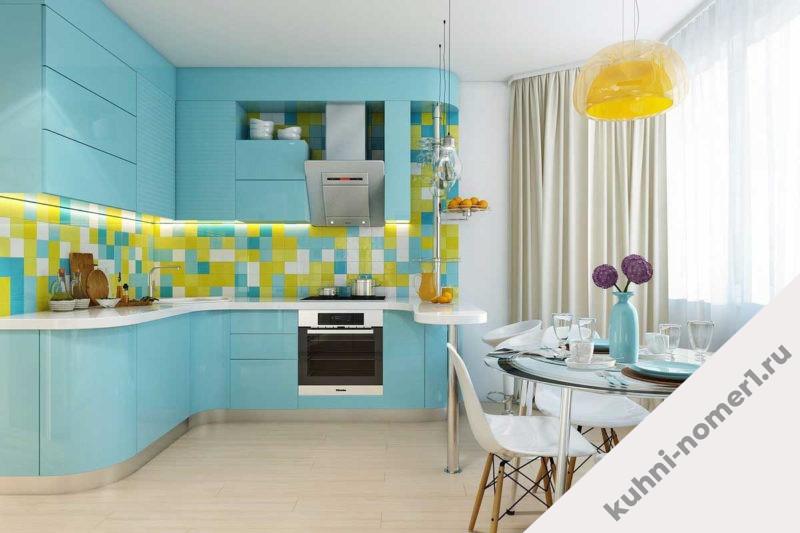 Кухня 1335 фото
