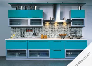 Кухня 1341 фото