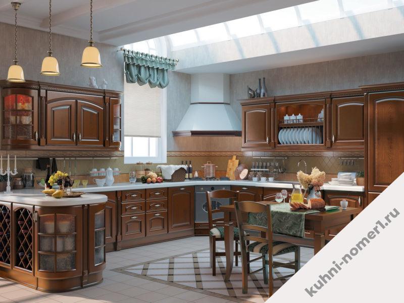 Кухня 1342 фото