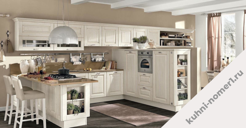 Кухня 1343 фото