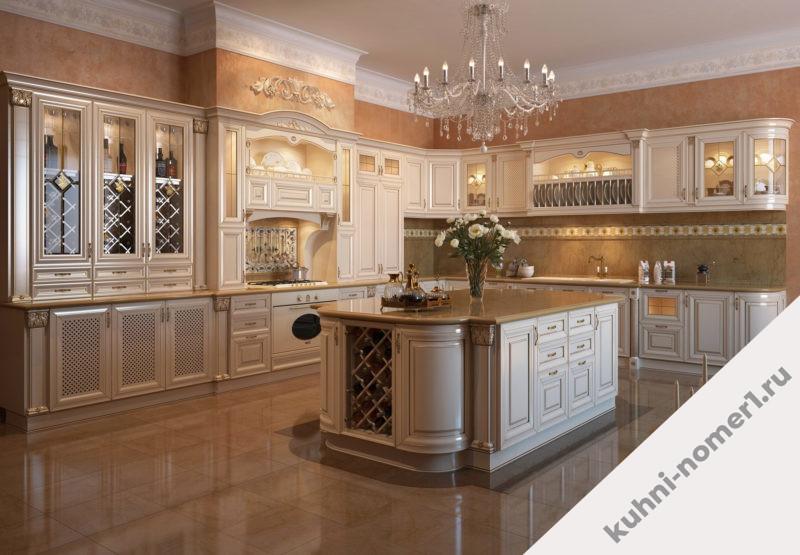 Кухня 1344 фото